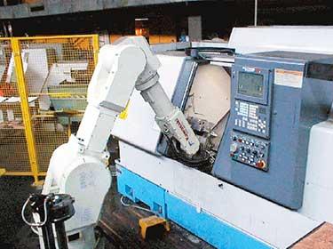 роботы для загрузки-разгрузки станков