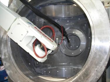 роботы для наплавки и нанесения покрытий